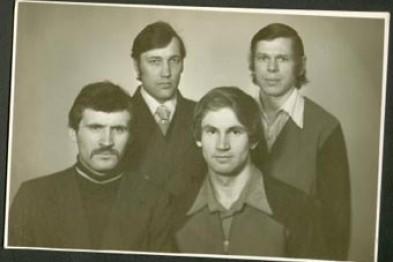 Сканирование старых фотографий