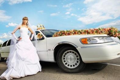 Как выбрать лимузин для свадьбы?
