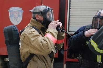 Пожар в квартире по улице Владимирского тушили в Арзамасе