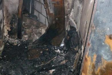 Двое человек погибли и один пострадал на пожаре, который произошел в квартире в Нижнем Новгороде