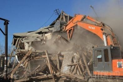Арзамас отчитали за низкую реализацию программы по ликвидации аварийного жилья