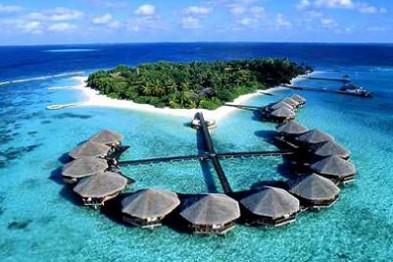 Дайвинг на Мальдивах – земной рай