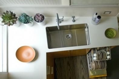Идеи для дизайна интерьера маленькой кухни