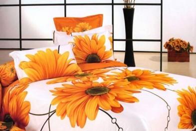 Материалы и ткани для изготовления постельного белья