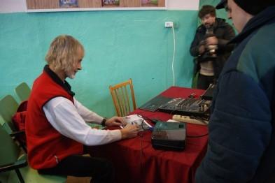 Знаменитый путешественник Валентин Ефремов побывал в Арзамасе (ФОТО)