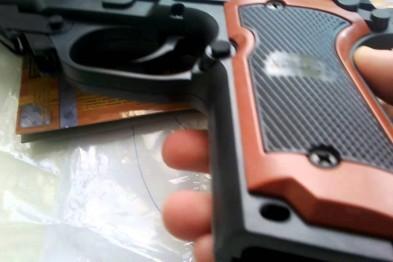 Сотрудники магазина в Арзамасе скрутили грабителя с пластмассовым пистолетом