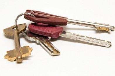 Потерянный ключ от квартиры