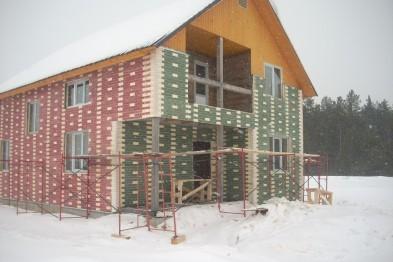 Установка теплоизоляции в доме