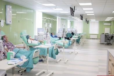 В Нижегородской области открыт новый центр гемодиализа