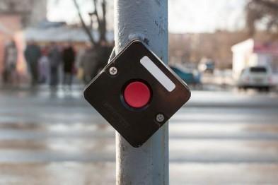 Современные светофоры для пешеходов с кнопкой поставят на улице Щорса в Белгороде