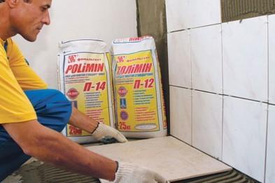 Выбор керамической плитки и клея для кладки