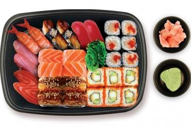 Где можно заказать очень вкусные суши?