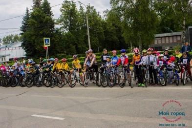 В Арзамасе прошли соревнования по велоспорту памяти КМС Геннадия Горшенина