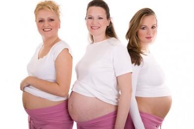 Борьба с ожирением у беременных