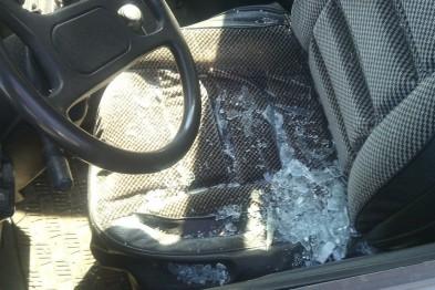 Пьяный арзамасец разбил кирпичом стекла у припаркованного автомобиля