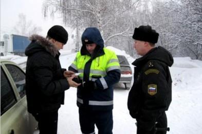Автоинспекторы Арзамаса ловили неплательщиков штрафов среди автовладельцев