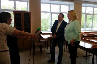 Арзамасские депутаты тратят личные средства на ремонт двух школ