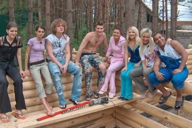 Самое продолжительное в России шоу «Дом 2»