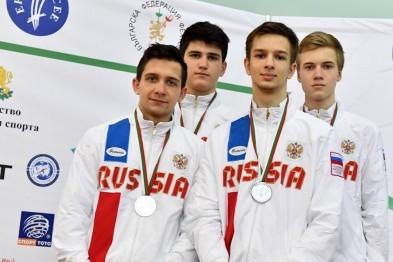 Воспитанник СК «Знамя» АО «АПЗ» Кирилл Тюлюков завоевал серебряную медаль на первенстве Европы