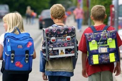 Все лучшее — детям: выбираем школьный рюкзак