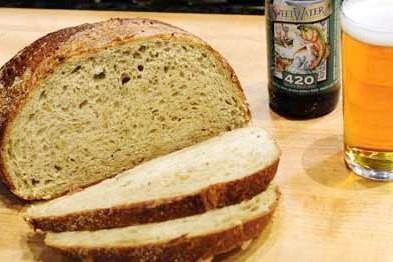 Производство пивного хлеба