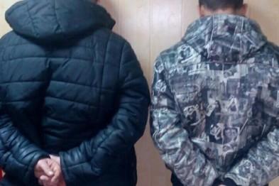 Двое грабителей задержаны в Арзамасе
