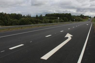 Более 100 км автомобильных дорог введут в эксплуатацию после ремонта