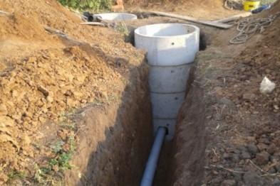 Как соорудить выгребную яму