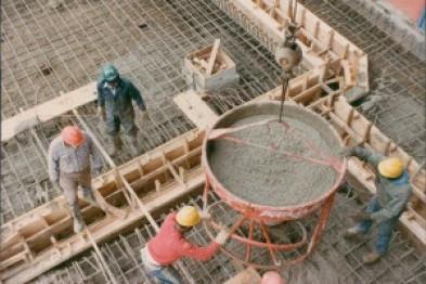 Стальные жилы бетона