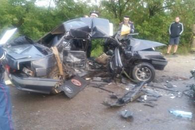 Стали известны подробности жуткой аварии, которая произошла в Арзамасе 4 сентября