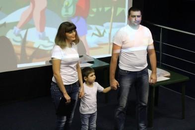 Городской конкурс молодых семей завершился в Арзамасе
