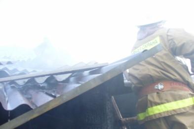 Неосторожное курение в состоянии алкогольного опьянения привело к пожару в Кирилловке