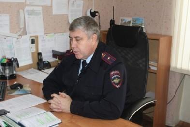 Начальник арзамасской Госавтоинспекции подвел итоги работы за 2018 год