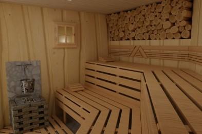 Строительство бани, сауны, хамама