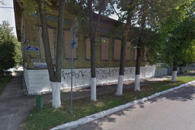 Пожар в нежилом здании тушили в Арзамасе минувшей ночью