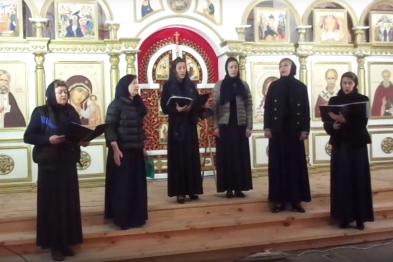В Спасо-Преображенском мужском монастыре Арзамаса прошел духовой концерт