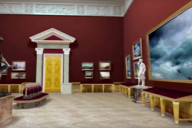 Виртуальный филиал Русского музея открылся в Арзамасе
