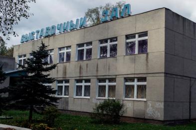 Олег Лавричев помог с ремонтом крыши выставочного зала в Арзамасе
