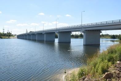 Строительные материалы для автодорожных мостов