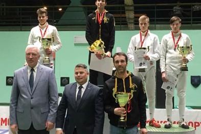 Кирилл Тюлюков завоевал бронзу на Мемориале олимпийского чемпиона Сергея Шарикова в Москве