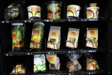 Вендинговый бизнес или автоматическая торговля различными продуктами