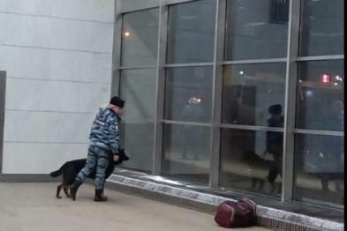 Бесхозную сумку приняли за взрывное устройство в здании нижегородского пенсионного фонда