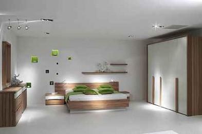Используйте пространство спальни с умом