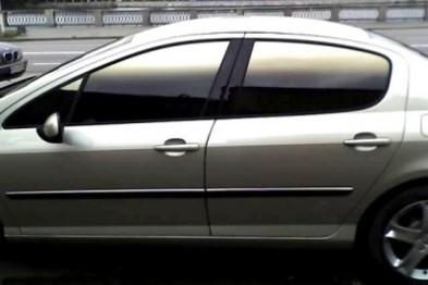 Самостоятельная тонировка стекол автомобиля
