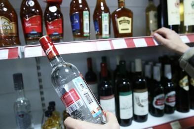 4 месяца в одном из магазинов Выксы продавался контрафактный алкоголь