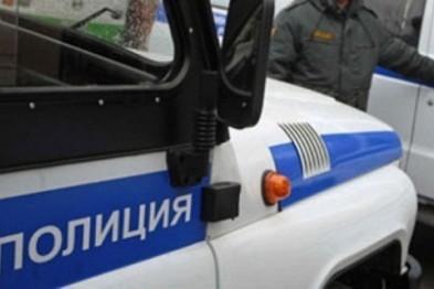Полицейские в Арзамасе задержали двух пьяных мужчин, пытавшихся забраться на телевышку