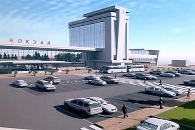 В Ульяновске изменилась схема движения на привокзальной площади