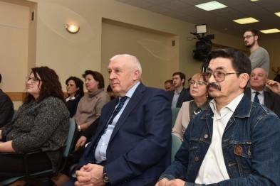 Олег Лавричев: «Модернизация инженерной инфраструктуры и решение экологических задач у нас постоянно под контролем»