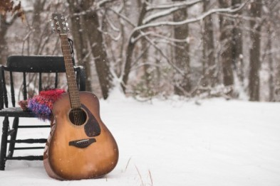 Вора, укравшего гитару у своего знакомого задержали уже через 2 часа