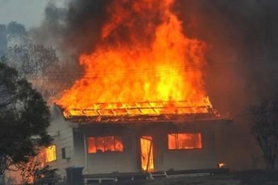 Двое сторожей погибли на пожаре в Пильнинском районе